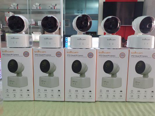 lắp đặt trọn gói camera không dây giá rẻ tại Phan Thiết