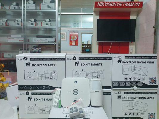 Công ty lắp đặt báo trộm tại Phan Thiết