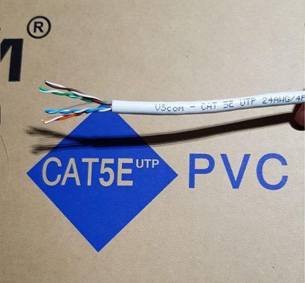 Cáp mạng VSCOM Cat5e UTP