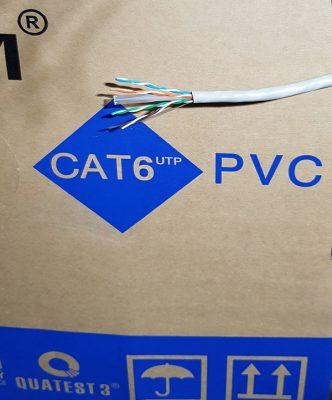 Dây cáp mạng VSCOM Cat6 UPT