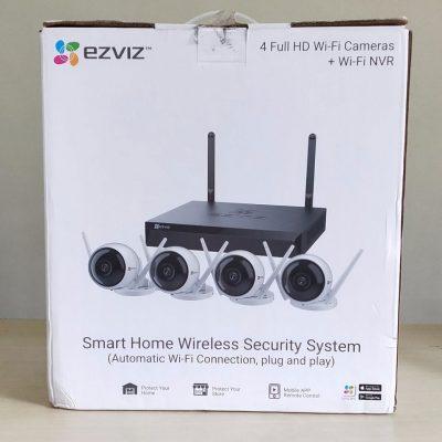 Bộ KIT 4 camera Wifi EZVIZ Full HD