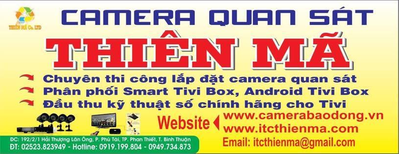 Camera phan thiết