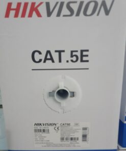 Dây cáp mạng hikvision cat 5e